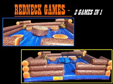 Redneck Games Package: