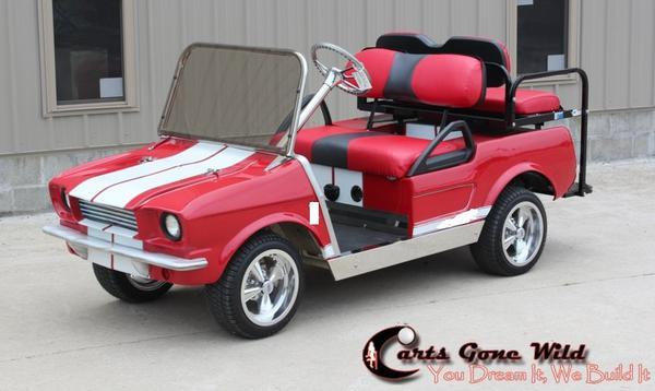 Melissa's Golf Cart Custom Body Kits - GOLF CART BODY KITS