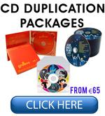 CD Duplication Ireland Packages Link