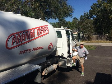 Houston Bulk Propane Delivery