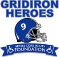 Gridiron Heroes Fill the Helmet Fundraiser