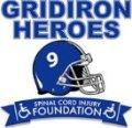 Gridiron Heroes Fill the Helmet Fundraiser