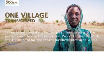 World Concern - One Village Transformed