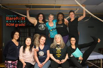 Ashiatsu Massage Classes