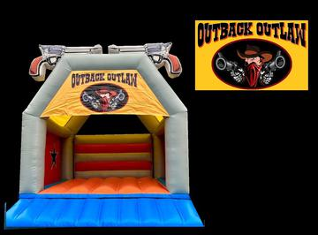 Outback Outlaw Castle (Under 10yrs)