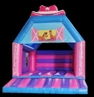 Saddle Up Kids Castle