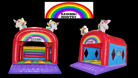 Rainbow Country Kids Castle