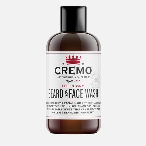 Cremo Beard and Face Wash