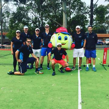 Schools Tennis Program