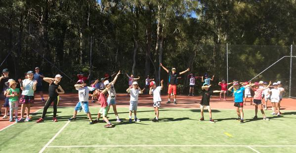 CAREEL BAY TENNIS CLUB MULTI-SPORT CAMPS