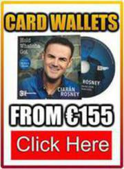 CD Duplication Ireland Cardboard Wallets Click Here