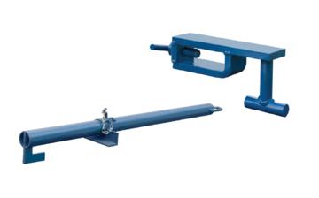 Ramp clamp or tow bar