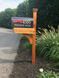 Cedar Post