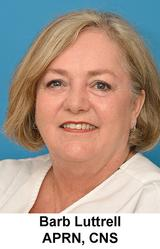 Barbara Luttrell, MSN, APRN, CNSPMH, BC
