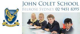 JOHN COLET SCHOOL