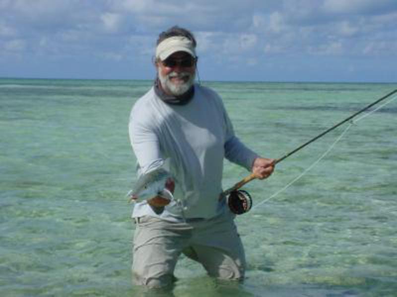 Fly Fishing for bonefish..