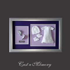 bereavement service, hand sculpture casting of deceased from cast a memory