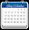 Shag Event Calendar