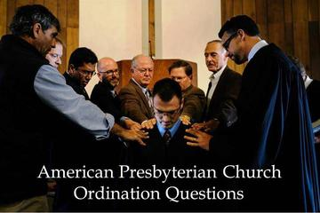 APC Ordination Questions