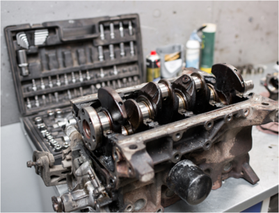 Magic Mechanic Engine Repair and Replacement