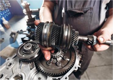 Magic Mechanic Transmission Repair - Replacement