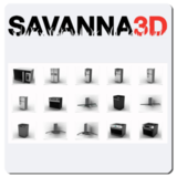 Savanna3D for Rhino 5