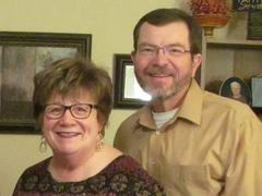 Pastor Marty and Linda Reynhout
