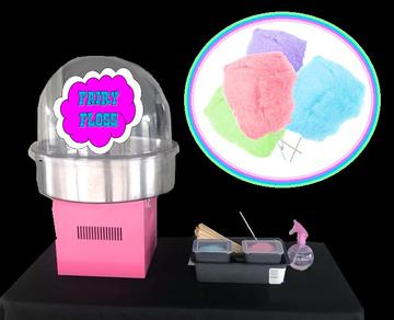 Fairy floss / cotton candy Machine