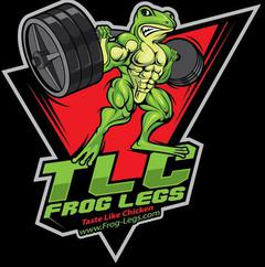 TLC Frog Legs Logo photo