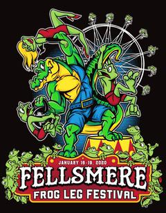 Fellsmere Florida Frog Leg Festival Event 2021 30th Annual.