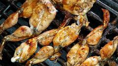Frog Legs Articles
