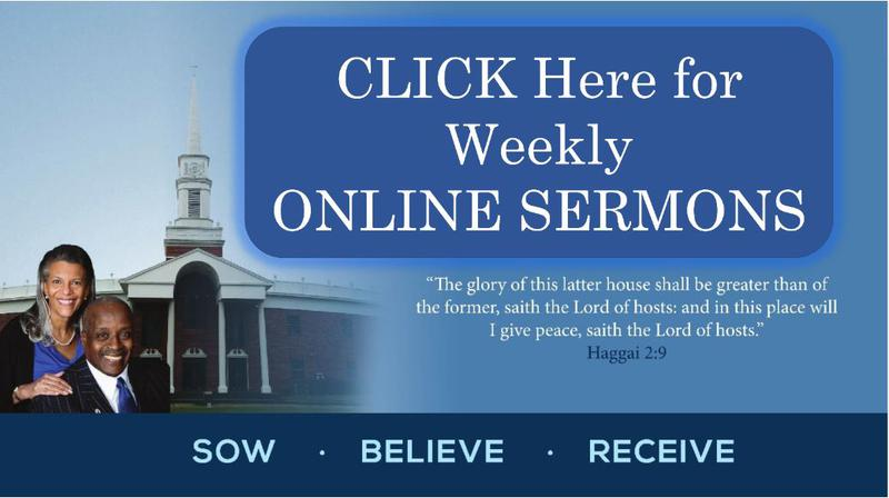 Sermons added in Real Time (Based on Weekly Service Times)