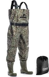 Waders for frog hunting and gigging.