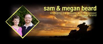 Sam & Megan Beard