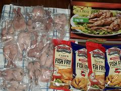 Sea Best Frog Legs Product Review.