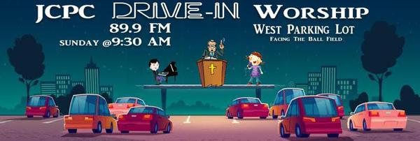 Drive-in Worship Services