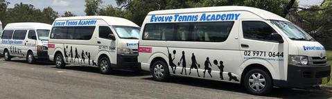 COLLAROY TENNIS CLUB - SCHOOL SHUTTLE BUS & SUPERVISION