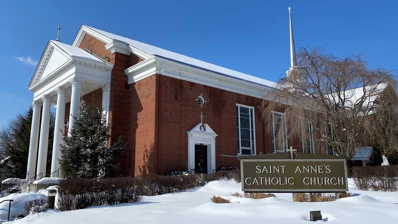 Welcome to St. Anne Catholic Church