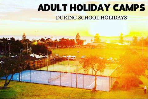 ADULT COACH & PLAY HOLIDAY CAMPS