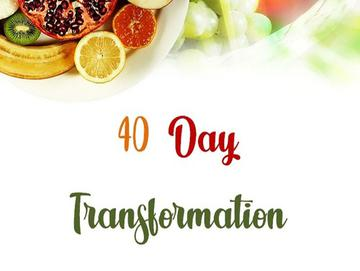 40 Day Transformation