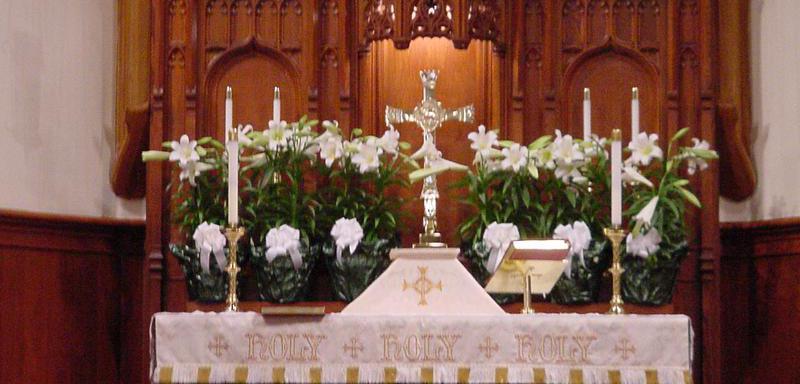 About Eucharist