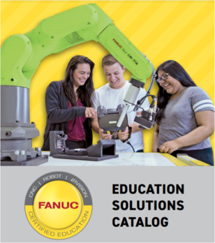 Review FANUC's Education Solutions for Certification