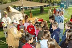 Calendar of Lewis and Clark events