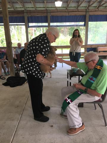 Annual Blessing of the Animals October 3rd