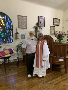 Congratulations Rev. Olivia!