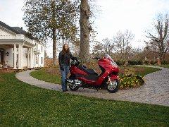 yamaha 300cc scooter - Linhai - FREE SHIPPING ( MP 5019 )