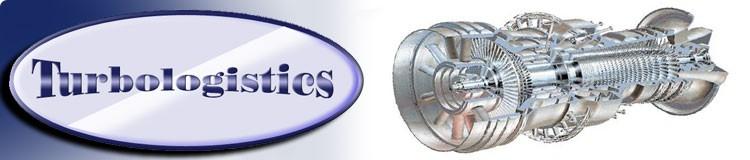 Turbologistics  - Gas turbines- Used - New- Parts - Service