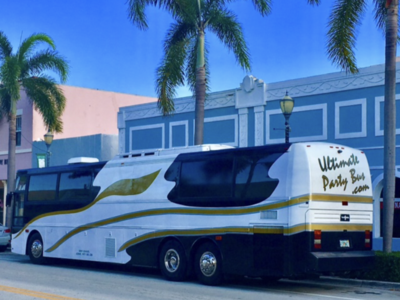 2c55508881 Welcome to the Ultimate Party Bus Limo Bus and Charter Bus Service. We are  a premier limousine Bus and hummer limo Service serving South Florida since  1990.