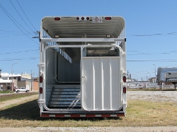 Bourbon Trucking and Trailers, Bourbon Trailers, Pup