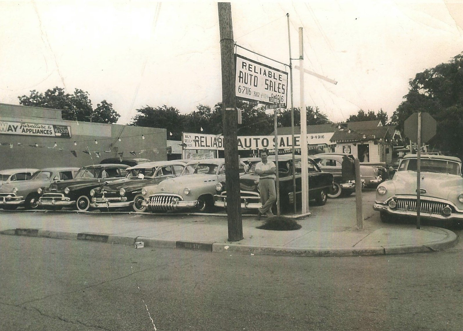 SOUTHSIDE AUCTION CO. - A SHORT HISTORY of SOUTHSIDE AUCTION CO.